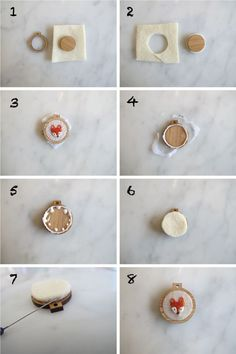 1000+ ideas about Embroidery Jewelry on Pinterest | Embroidery ...