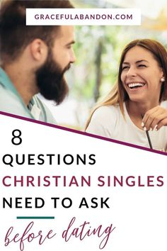 Check out these 8 questions for Christian singles to ask before dating. Here is some great insight and advice to apply before jumping into the dating arena, to help lay a foundation for healthy relationships moving forward. Christian Relationships, Toxic Relationships, Healthy Relationships, Christian Dating Advice, Christian Encouragement, Christian Marriage, Relationship Challenge, Ending A Relationship, Relationship Quotes