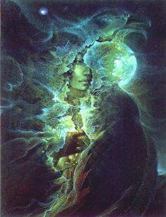 Ishtar - Babylonian creatrix goddess