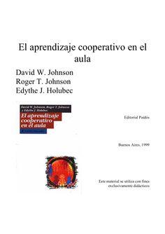 aprendizaje-cooperativo-14099442 by Carlos Castellanos via Slideshare