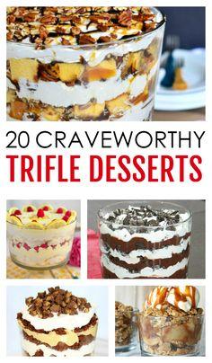 20 Craveworthy Trifle Desserts