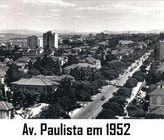 As mansões da Avenida Paulista