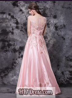 Floral Dress Best Evening Dress/ Prom/ Gown Online Shop! Custom Made available! High Quality but cheap! HK-Dress.com