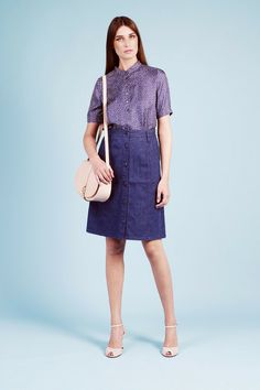 A.P.C. Spring 2014 Ready-to-Wear Collection Slideshow on Style.com