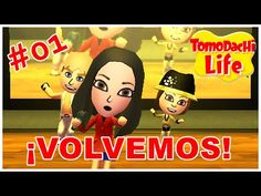 Tomodachi Life T.2 #01| Creamos la nueva isla