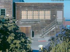 Ed Rickett's ('Doc') Lab - Cannery Row by John Steinbeck, later it became a gentleman's club.