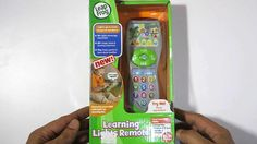 Unboxing and Testing Leap Frog Learning Lights Remote (Indonesia)