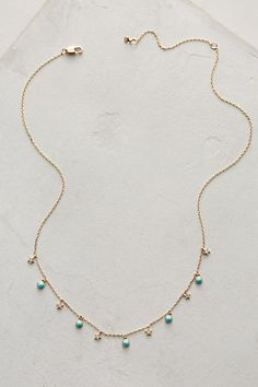 Stars Align Necklace #anthropologie