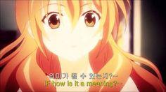 골든타임(Golden Time) 애니뮤직비디오(AMV)1, 기억의 습작(A Study of Memory)- 전람회(Jeon Ram...