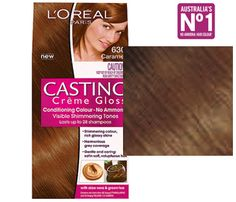 Casting Crème Gloss                                                                      630 CARAMEL: SEMI-PERMANENT COLOUR