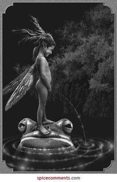 Peeing Fairy