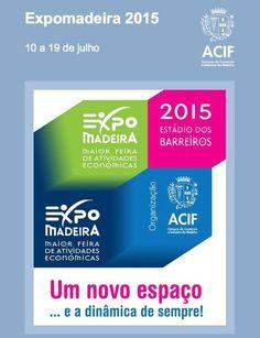 #Expo #Madeira 2015 - 10 a 19 de Julho Estádio dos Barreiro
