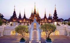 Mandarin Hotel Dhara Dhevi, Chiang Mai, Thailand