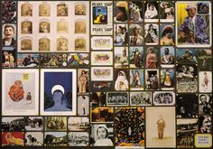 Find out what it's like inside Sir Peter Blake's art studio #inspiration