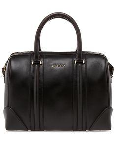 """Givenchy """"Lucrezia"""" Medium Leather Satchel"""