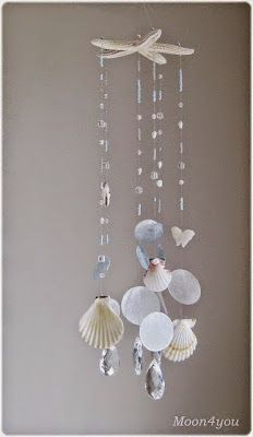 Dana harrisons mixed media mermaids are all one of a kind creations do it yourself ideas and projects 50 magical diy ideas with sea shells solutioingenieria Gallery