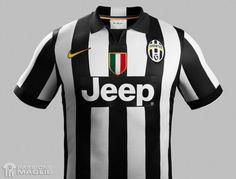 Prima maglia Juventus 2014-2015