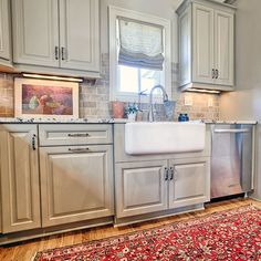 Traditional Kitchen |The Townes of North River