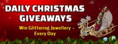 "Bingobytes offers special ""Daily Christmas Giveaways"" to players. Play Now and Win Precious GEMSTONE Jewellery Every day! https://www.bingobytes.co.uk/promotions/75-special-bingo-online-games?link_name=seo_6"