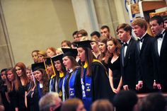 Baccalaureate Ceremony 2012