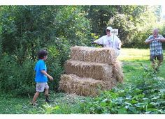 Our Little Backyard Farm: Kids Mud Obstacle Course