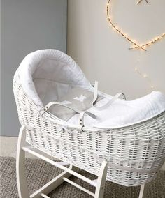 Moses Basket - Welcome to the World - Moses Baskets - Mamas & Papas