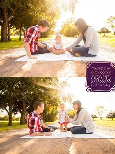 Norman Family Photographer | Magnolia Adams Photography