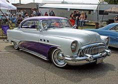 1953 Buick Special 2-Door Hardtop Custom - all custom buick models are head-turners!
