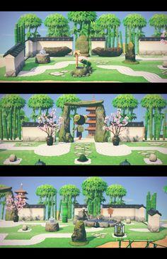Zen Garden Photo Shoot (Part 2/2)#garden #part #photo #shoot #zen Animal Crossing 3ds, Animal Crossing Wild World, Animal Crossing Villagers, Animal Crossing Qr Codes Clothes, Wild Animals Photos, Ac New Leaf, Japan Garden, Motifs Animal, Garden Animals