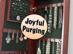 Joyful Decluttering | KonMari Method Inspired - YouTube