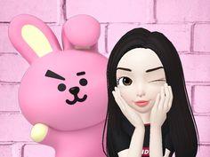 Cartoons Love, Cute Notebooks, Blackpink Fashion, Beauty Supply, Girl Cartoon, Anime Art Girl, Cartoon Characters, Mickey Mouse, Girly