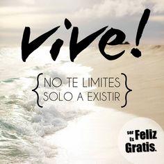 Simplemente VIVE!