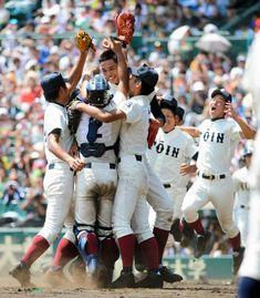 【2012夏甲子園】大阪桐蔭、春夏連覇の瞬間。