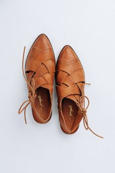 Details: Our latest wear-everywhere shoe, this leather flat features a braided design finished in a tie detail. Leather flat with...