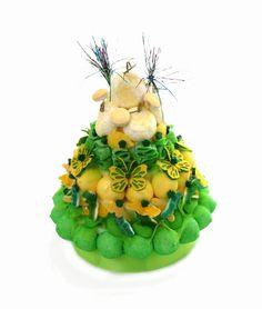 Du soleil sur votre table, un mélange d'acidulé, de douceur, de boules de coco, à déguster sans modération. Environ 100 bonbons.