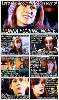 Oh Donna. . . I miss you! You were FANTASTIC :)