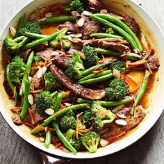 Broccoli And Green Bean Recipe.Green Bean And Broccoli Stir Fry Recipe Booths Supermarket. Green Beans With Caramelized Onions And Almonds Recipe . Green Bean And Shiitake Mushroom Stir Fry Steamy Kitchen . Broccoli And Green Beans Recipe, Steak And Green Beans, Steak And Broccoli, Green Bean Recipes, Asian Recipes, Beef Recipes, Cooking Recipes, Healthy Recipes, Recipies