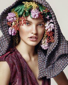 Een nieuw seizoen: 8 x mode inspiratie uit Vogue's nieuwe maartnummer