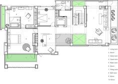 画廊 - 垂直森林 / 水相設計 - 32