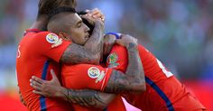 Chile has used this month's Copa América Centenario to erase any doubts over its emergence as a power player from South America. Copa America Centenario, South America, Chile, Soccer, Wrestling, Sports, King, Buenos Aires Argentina, Red
