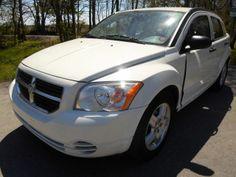 2008 Dodge Caliber, 108,643 miles, $6,990.