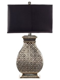 Spanish Table Lamp (Set of 2) by Safavieh at Gilt