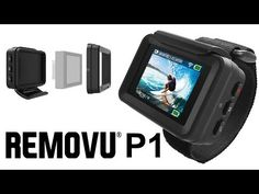 REMOVU P1 WiFi Live View and Remote Review - YouTube