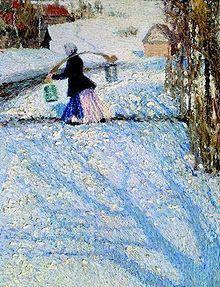 igor grabar neve di marzo 1904 - Cerca con Google