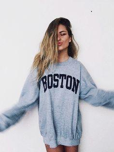 — The hottest teen models in — www. Vintage Sweatshirt, Sweatshirt Dress, Summer Outfits, Casual Outfits, Lazy Outfits, Simple Outfits, Girl Outfits, Foto Casual, Inspiration Mode