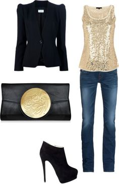 """night out"" by misty08 on Polyvore"