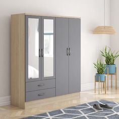 Free delivery over to most of the UK ✓ Great Selection ✓ Excellent customer service ✓ Find everything for a beautiful home Buy Wardrobe, Corner Wardrobe, Wardrobe Design Bedroom, Modern Wardrobe, Ikea Wardrobe, Bedroom Designs, Almirah Designs, 3 Door Sliding Wardrobe, Set Of Drawers