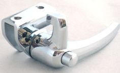 Vent Wing Lock,Triple Chrome, Early, Left, Locking, Bug & Bus Product Code: 113837639A Price: $9.99 This is a Left vent wing lock fits Bug's from ' 52 - ' 64, and fits RIGHT SIDE BUS'S FROM ' 53 - ' 67. #aircooled #combi  #1600cc #bug #kombilovers #kombi #vwbug #westfalia #VW #vwlove #vwporn #vwflat4 #vwtype2 #VWCAMPER #vwengine #vwlovers #volkswagen #type1 #type3 #slammed #safariwindow #bus #porsche #vwbug #type2 #23window #wheels #custom #vw #EISPARTS