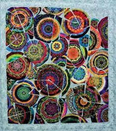 A couple of years ago, I started a blog about textile art, craft, and culture, intending to explore and frame a way of working with textiles that reflected my lifelong experience—that textiles, fabric, and fiber, whether sewn, embroidered, knitted, woven, felted, beaded, studied, or collected, could be a meaningful and rewarding creative endeavor.