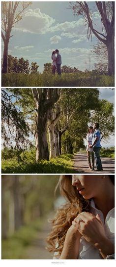 Increíble sesión de fotos pre boda de Gaby y Juan Pablo [Fotos]